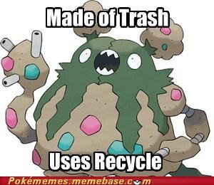 recycle garbodor trash - 6703337216
