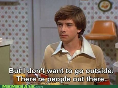 people,outside,that 70s show