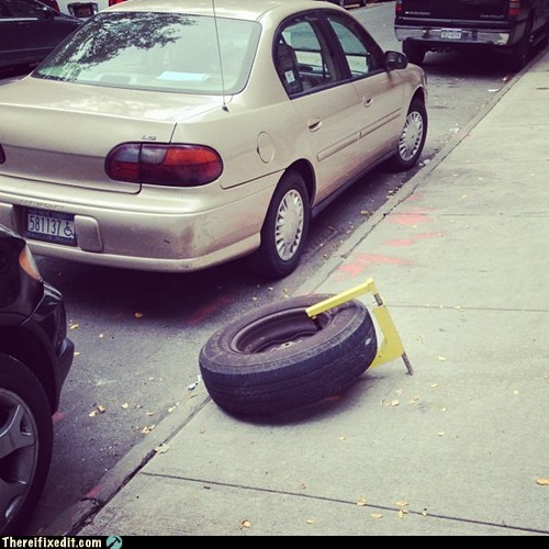 boot car boot law enforcement police tire boot wheel boot - 6704386816
