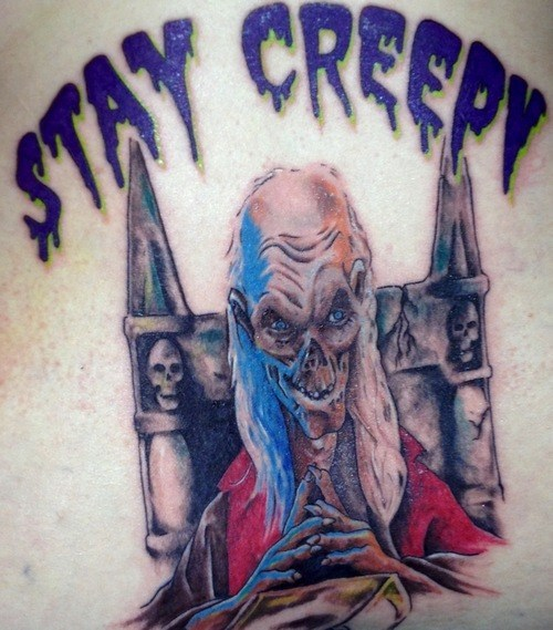 tales from the crypt,The Crypt Keeper
