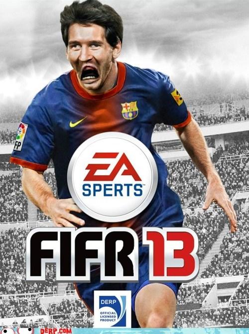 FIFA 13 EA sports football video games