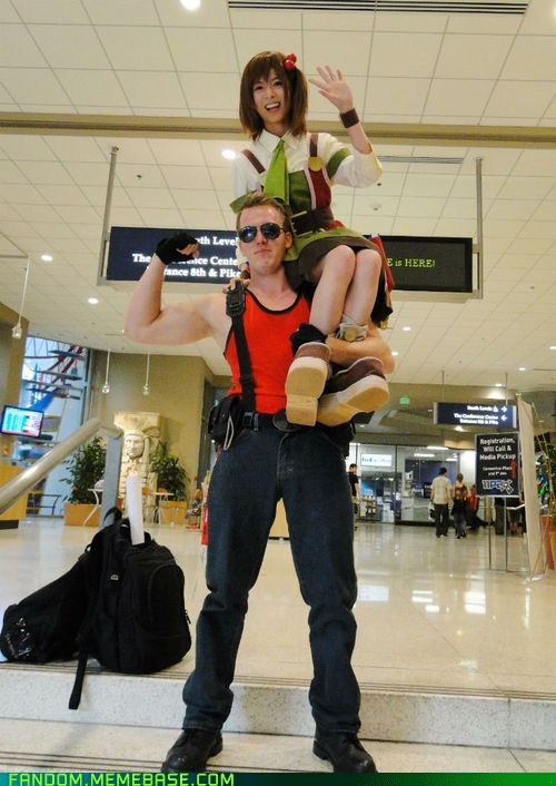 cosplay,Duke Nukem,video games