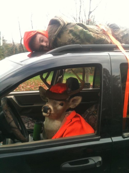 child deer hunting - 6705030144