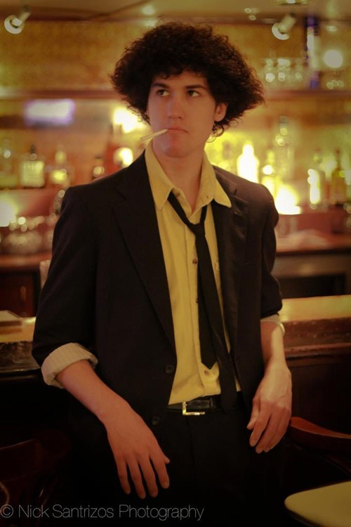 cosplay spike cowboy bebop anime - 6705290240