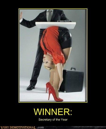 secretary,winner,sexretary