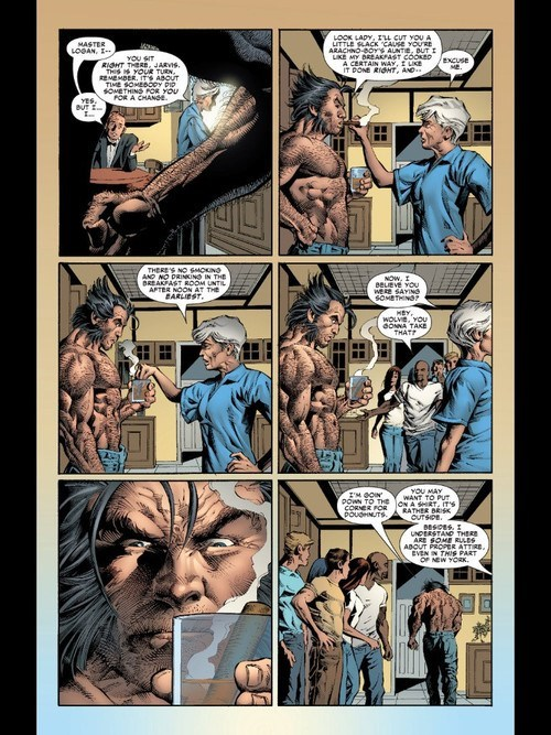 wolverine off the page drink - 6705547520