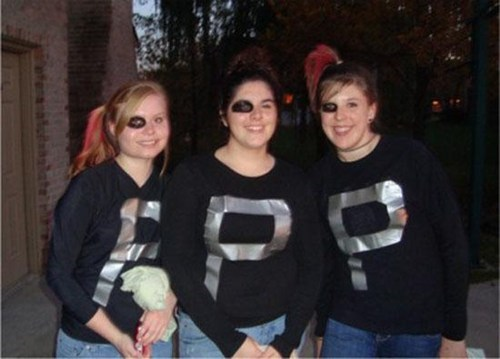 black-eyed peas halloween costumes pun