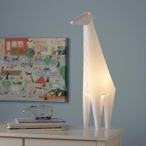 lamp giraffes night light light