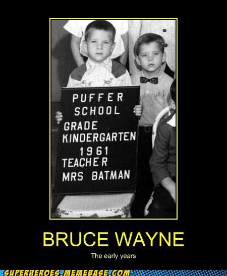 teacher batman bruce wayne - 6705647616