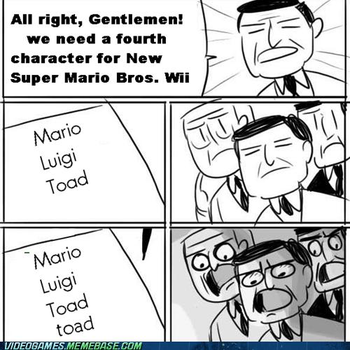 new-super-mario-bros-wii meme all right gentlemen nintendo - 6705709056