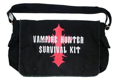 bag vampires messenger bag kit - 6705726976