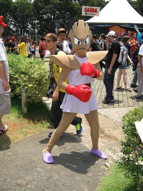 Pokémon,cosplay,hitmonchan