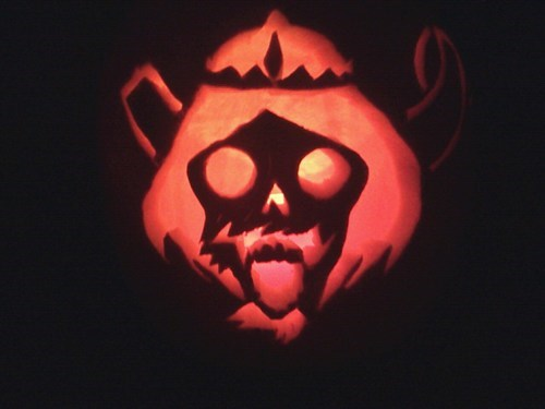 pumpkins lich king halloween jack o lanterns adventure time - 6705862656