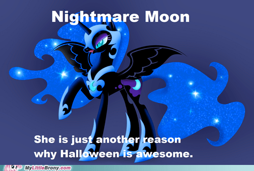 nightmare moon,halloween,nightmare night