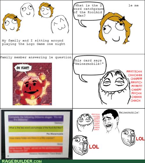 kool aid,oh yeah,pfftch