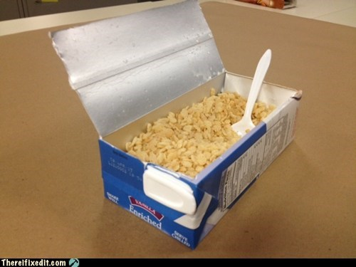cereal bowl breakfast carton milk soymilk - 6706927360