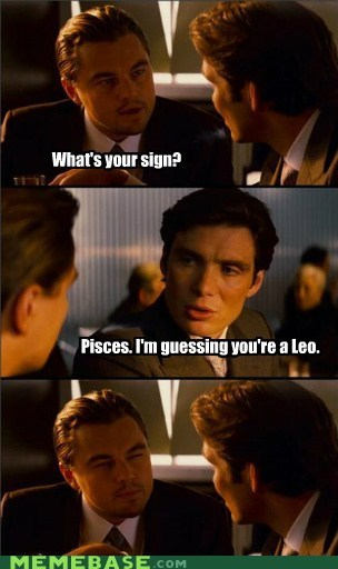 sign,pisces,leo dicaprio,inception-movie