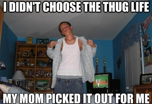 swag parents this kid thug life - 6707628544