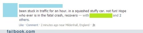 fatal crash,recovery