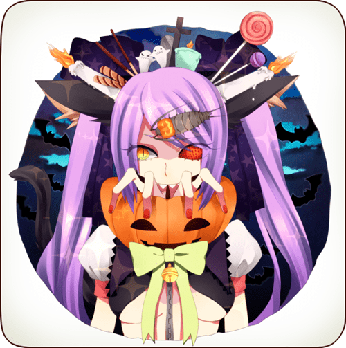 halloween Fan Art vocaloid - 6707848960