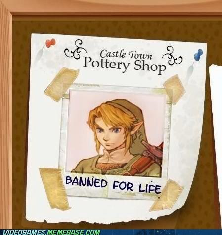 pottery shop banned for life zelda - 6707976192