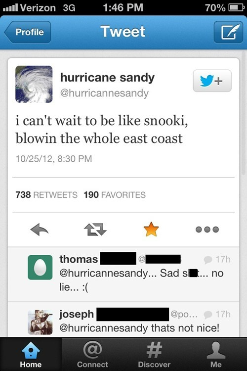 burn snooki volcano hurricane sandy