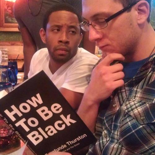 IRL how to be black book - 6708066816