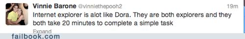 dora the explorer internet explorer - 6708098304