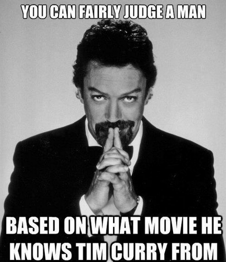 actor,celeb,tim curry,funny