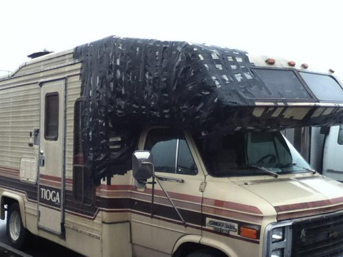 duct tape,electricians-tape,rv