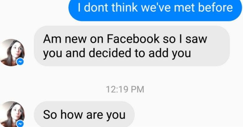 facebook scammer