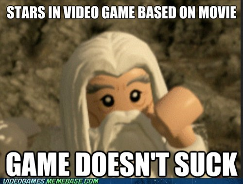 gandalf,success,lego lord of the rings