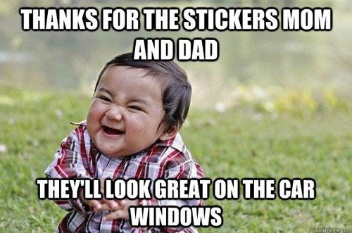 stickers car windows - 6708387840