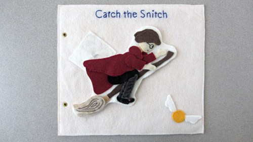 felt Harry Potter kids book soft - 6708527360