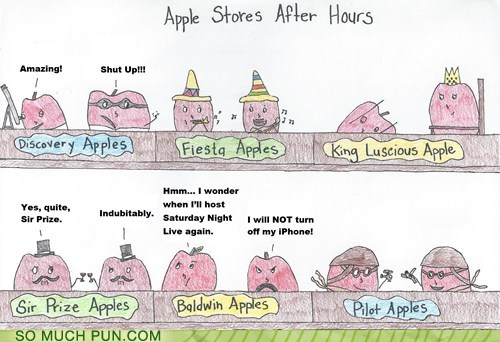 stores varieties After Hours apples apple types - 6708634880