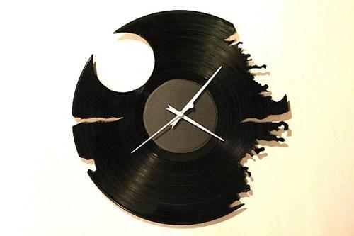clock Death Star design star wars nerdgasm - 6709091584