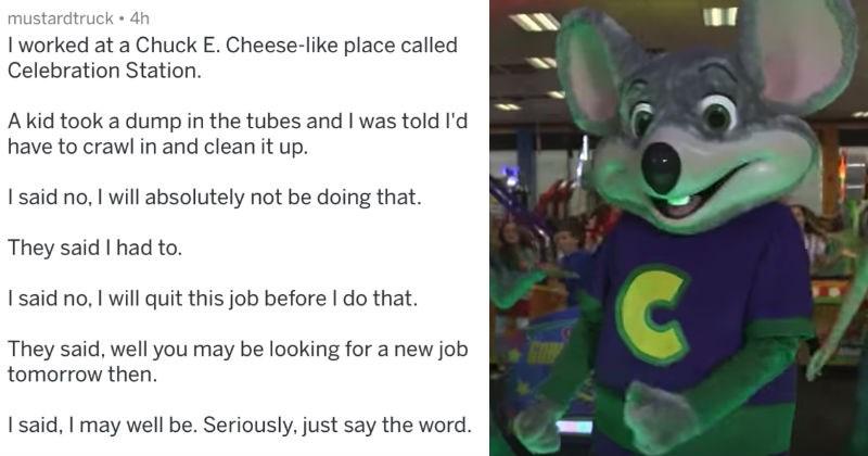 wtf jobs employee cringe askreddit ridiculous weird - 6709253
