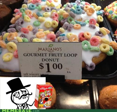 donuts gourmet froot loops sir - 6710537216