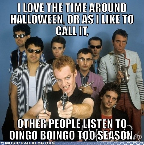 oingo boingo halloween dead man's party - 6712318464