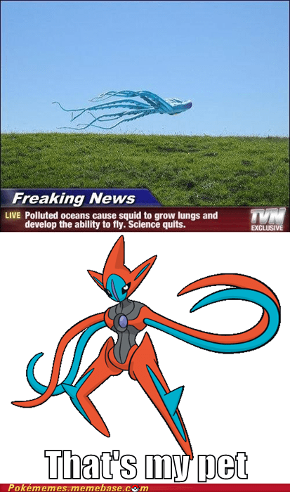 news,deoxys,science