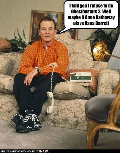 bill murray actor Ghostbusters celeb funny - 6714469376