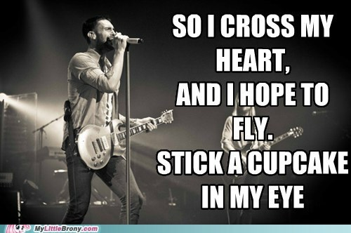 Bronies lyrics cupcake ponify