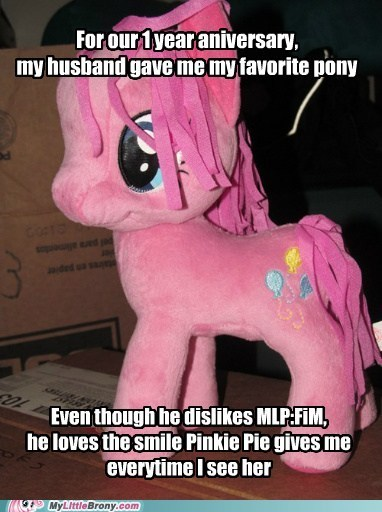 love and tolerate my little pony cute pinkie pie smile smile smile - 6714814208