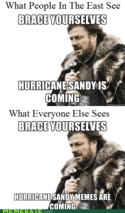 jokes,these are dead,hurricane sandy,east