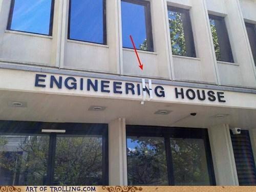 sign school IRL engineering - 6715058688