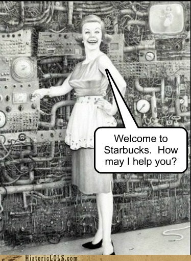 machines barista Starbucks - 6715642112