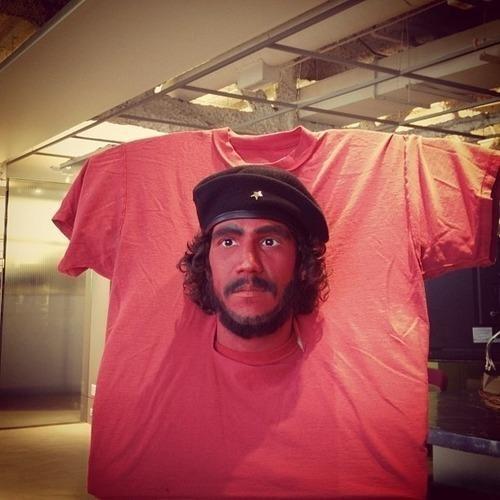halloween costumes,T.Shirt,Che Guevara
