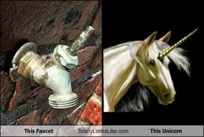 unicorn TLL faucet funny