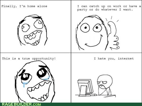 Home Alone productivity internet - 6716570624
