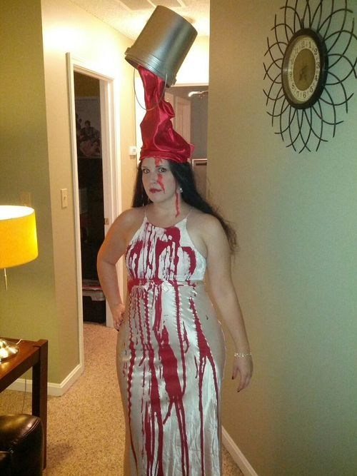 halloween costumes Carrie - 6716636672